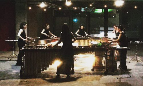 360° Marimba for 6players
